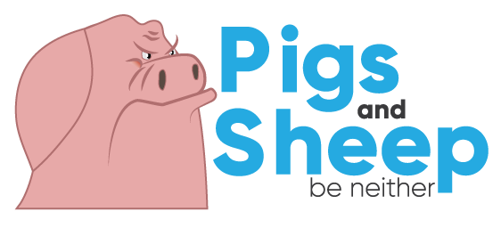 Pigs and Sheep A Libertarian Blog