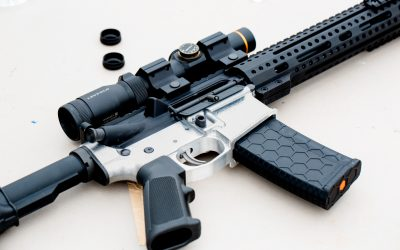 Tilting At Ghost Guns