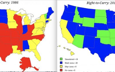 Three Decades of Gun Rights Success
