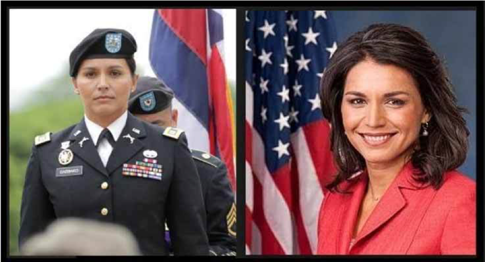 Tulsi Gabbard as Microcosm