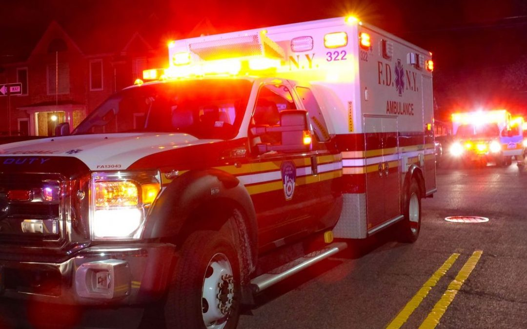 A Paramedic's Perspective On the Pandemic