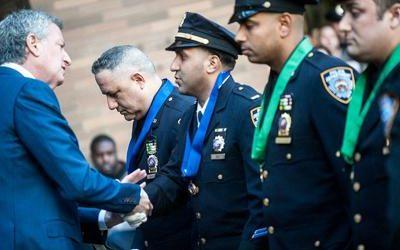 """An Honest Officer """"Speaks"""""""