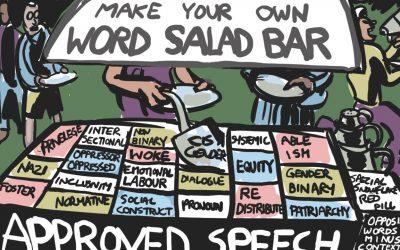 Woke Word Salad